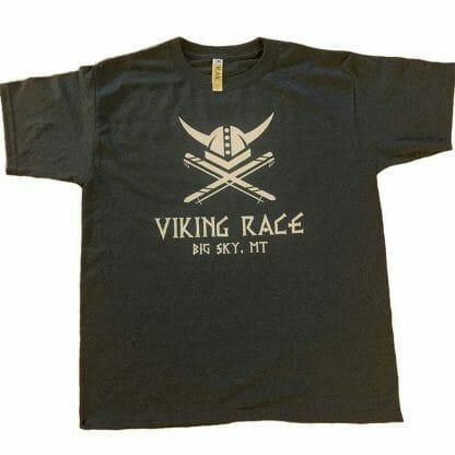 Viking Race Tee Shirt - Front