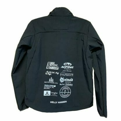 Back View of Wildebeest Jacket